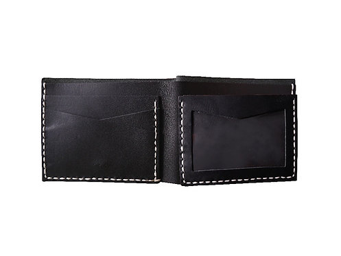 D.I.Y. Wallet with ID Holder - Horsehide