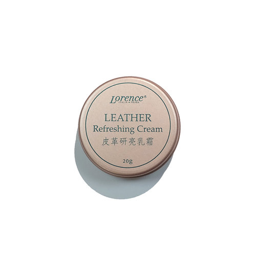 Leather Refreshing Cream