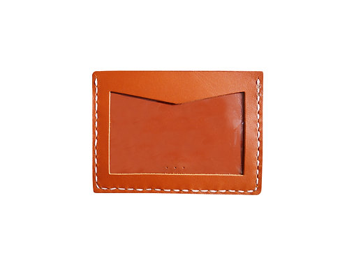 D.I.Y. ID Holder - Horsehide