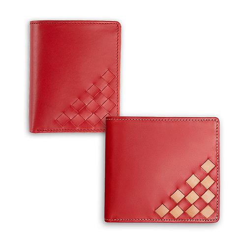 Woven Set - Card & ID Wallet