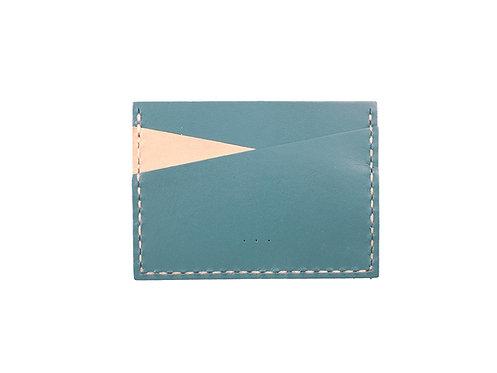 D.I.Y. Card holder - Cowhide