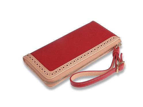 Zip Clutch Wallet