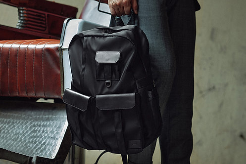 Brutalist Backpack