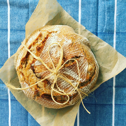 Stebuklinga Sourdough duona!