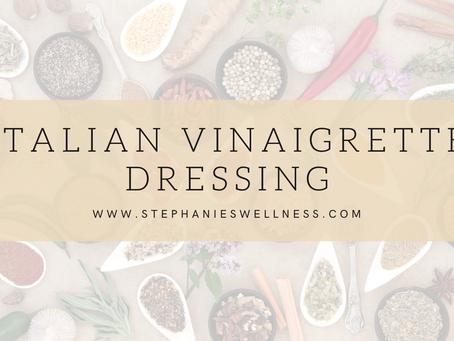 Italian Vinagrette Dressing