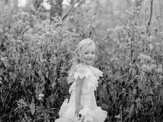 Pittsburgh Child Photographer | Sweet Juniper Photography | Littles and horses