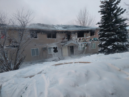 Home Fires Are the Most Common Disaster