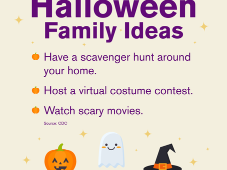 Red Cross: How to have a safe Halloween during pandemic