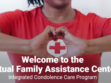 Virtual Family Assistance Center Offers Support During Pandemic