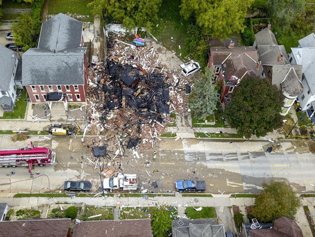 Red Cross Response to Dubuque Home Explosion Continues