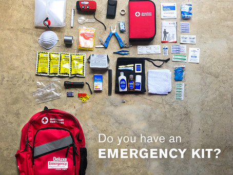 National Preparedness Month is a Time to Prepare for Disaster