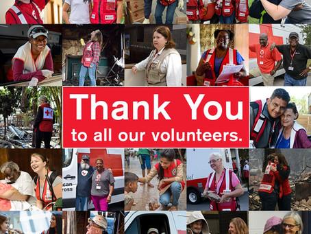 Celebrating Our Volunteers