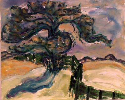 Hawthorn Tree II