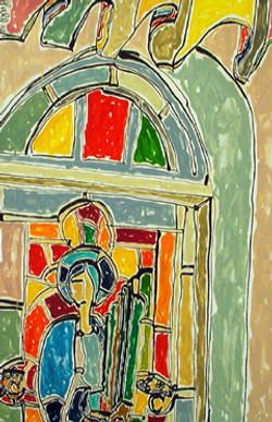 St. Cecilia-Under-the-Drapes