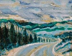 Blue River Road