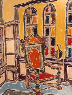 Adolphus' Chair