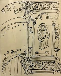 Old English Harp