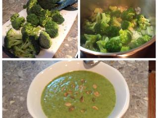 Family Favourite Cream of Broccoli Soup