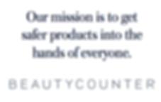 Beautycounter Link