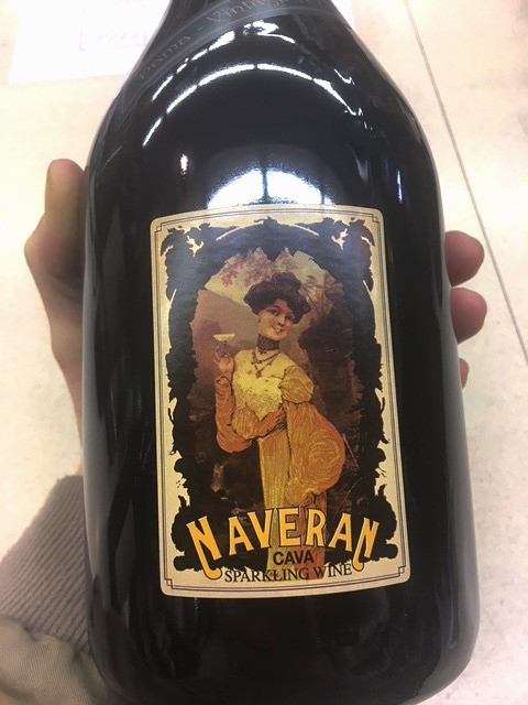Bad bubbles can kill the vibe, but you have no reason to fear that with this Naveran Cava. Made with 100% Chardonnay, this more delicate, yeasty style overdelivers well beyond the $25 price point.