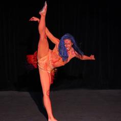 Pheonix solo, choreographed by Pascal Rekoert