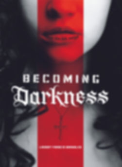 Becoming Darkness cover