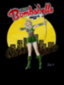 Green Arrow DC comics Bombshells