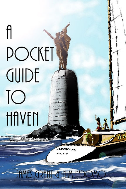 A Pocket Guide to Haven from the novel Becoming Darkness