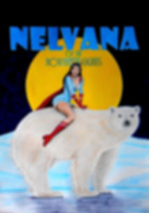 Nelvana of the Northern Lights coloured pecil comic sketch