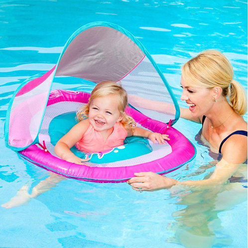 Infant Baby Float & Canopy