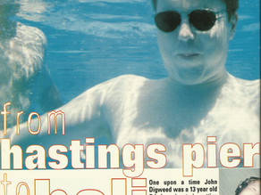 John Digweed - Hastings Pier to Bali Beach - Mixmag Interview