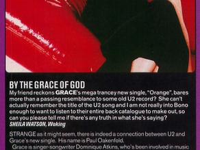 Muzik talks Grace & U2