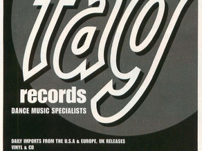 Tag Records adverts 1995