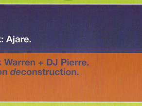 Way Out West - Ajare Magazine Advert