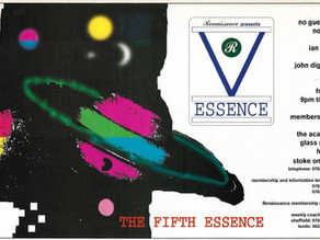 Geoff Oakes on Fifth Essence..