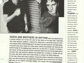 Sasha & BIR Produce a Belter 1997