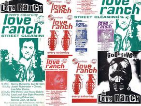 LOVE RANCH - Rad Rice Remembers..