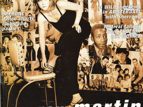 Billie Ray Martin - DJ Mag 1995