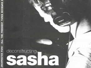Update - Deconstructing Sasha