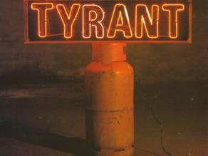 Tyrant - Full Page Magazine Advert 1998