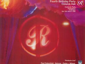 Renaissance 4th Birthday 1996