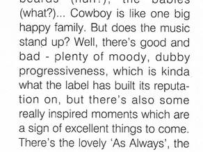 Cowboy - The Album 1993