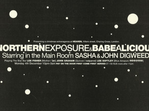 Northern Exposure & Babealicious at Heaven London.