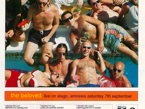 UpYerRonson - Full Page Magazine Advert
