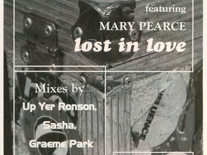 UpYerRonson - Lost In Love