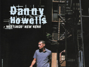 Danny Howells - Hastings New Hero