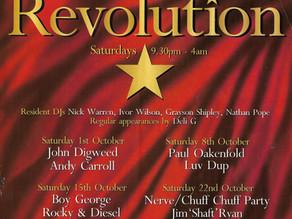 Revolution Advert 1994