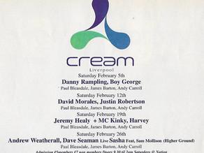 Early Cream Magazine Advert