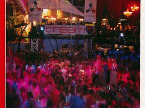 Cream @ KU - Ibiza 1995