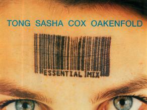 Essential Mix Album Advert - 1995
